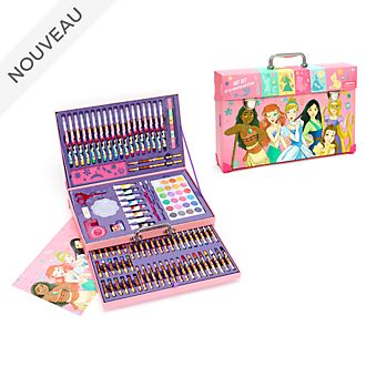 Disney Store Kit artistique deluxe Princesses Disney