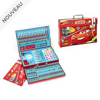 Disney Store Kit artistique deluxe Disney Pixar Cars