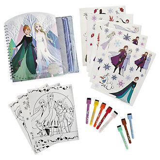 Cuaderno artístico borrable Frozen 2, Disney Store
