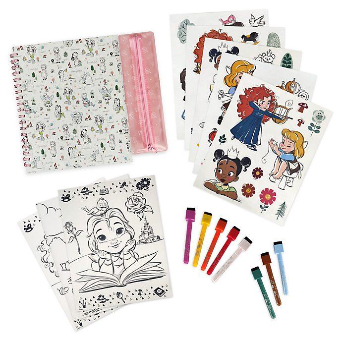 Disney Store Cahier d'activités effaçable Animator