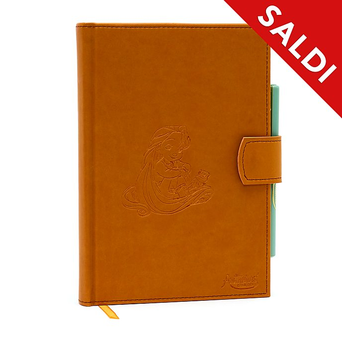 Quaderno per appunti Rapunzel Collezione Disney Animators Disney Store