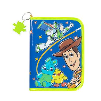 Estuche de papelería con cremallera Toy Story 4, Disney Store