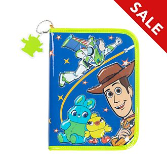 Disney Store Toy Story 4 Zip-Up Stationery Kit
