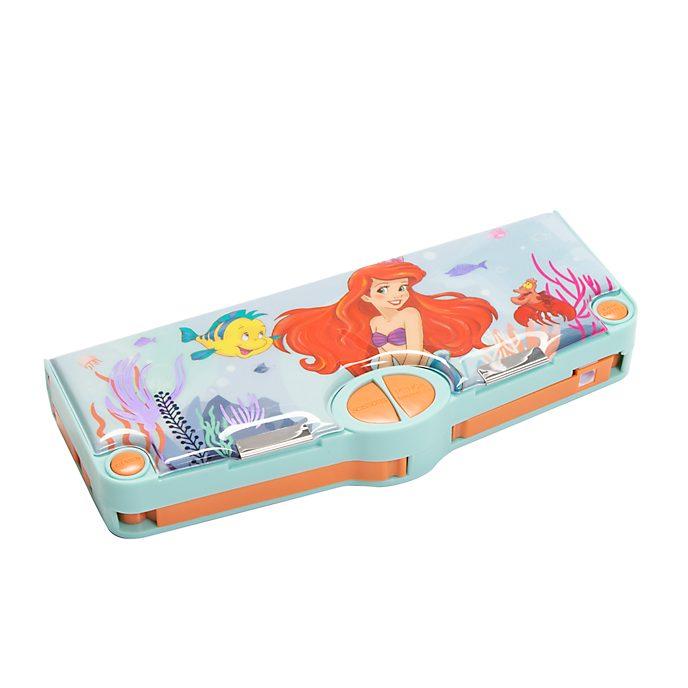 Estuche con compartimentos La Sirenita, Disney Store