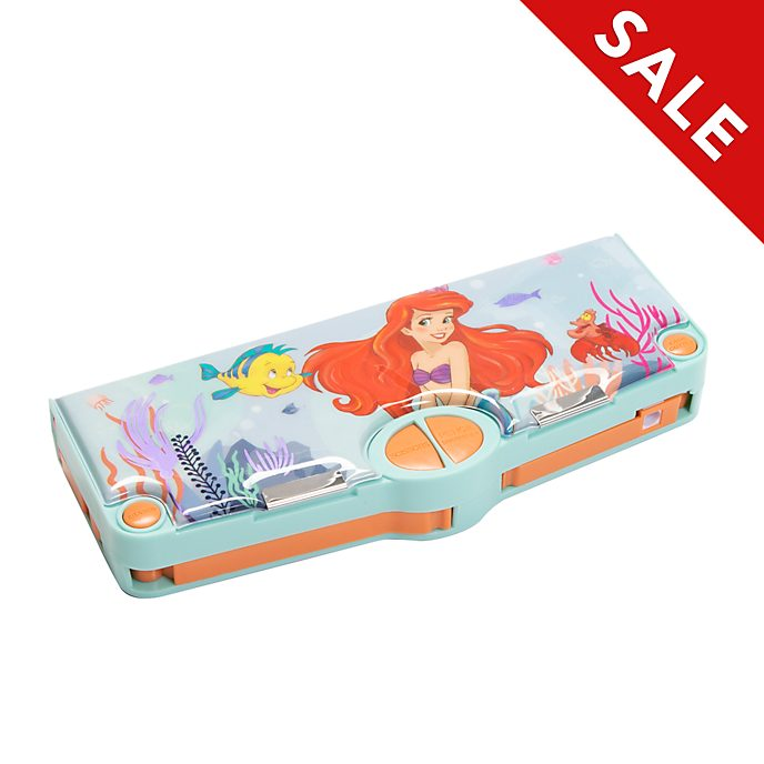 Disney Store The Little Mermaid Gadget Pencil Case