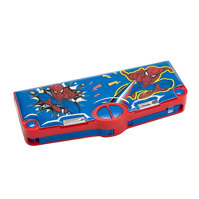 Estuche con compartimentos Spider-Man, Disney Store