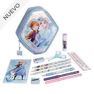 Estuche papelería con cremallera Frozen2, Disney Store