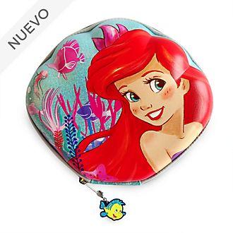 Estuche papelería con cremallera Ariel, La Sirenita, Disney Store