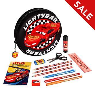 Disney Store - Lightning McQueen - Federmäppchen mit Inhalt