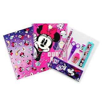 Juego papelería Minnie Mouse Mystical, Disney Store