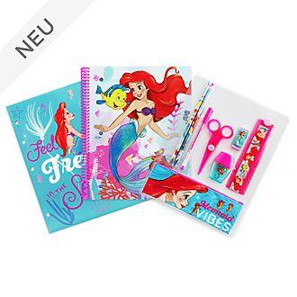 Disney Store - Arielle, die Meerjungfrau - Schreibset