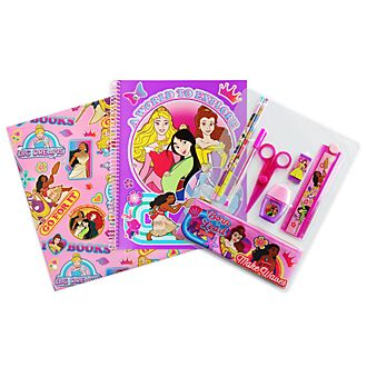 Disney Store Kit de fournitures Princesses Disney