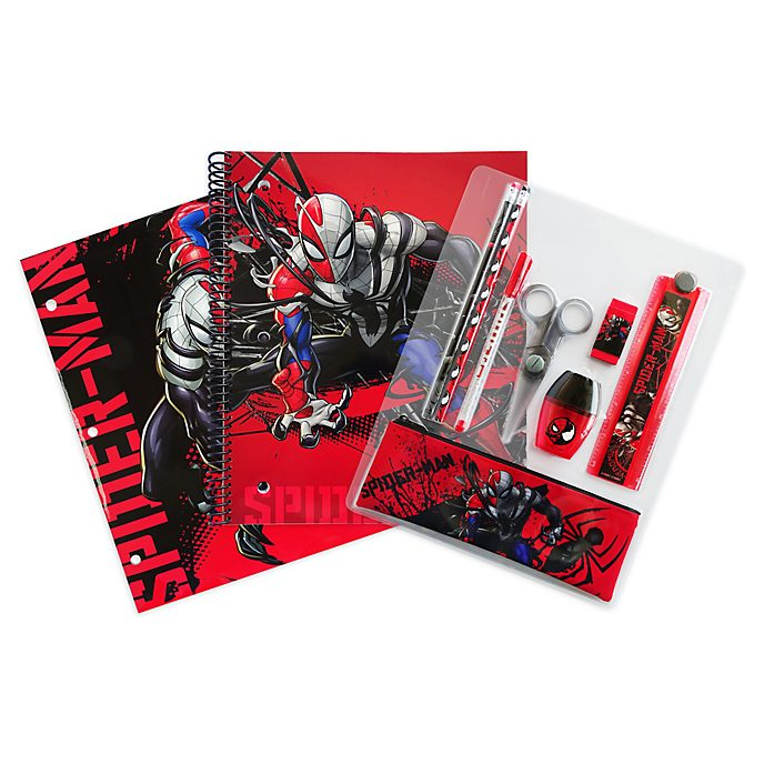 Disney Store Kit de fournitures Spider-Man