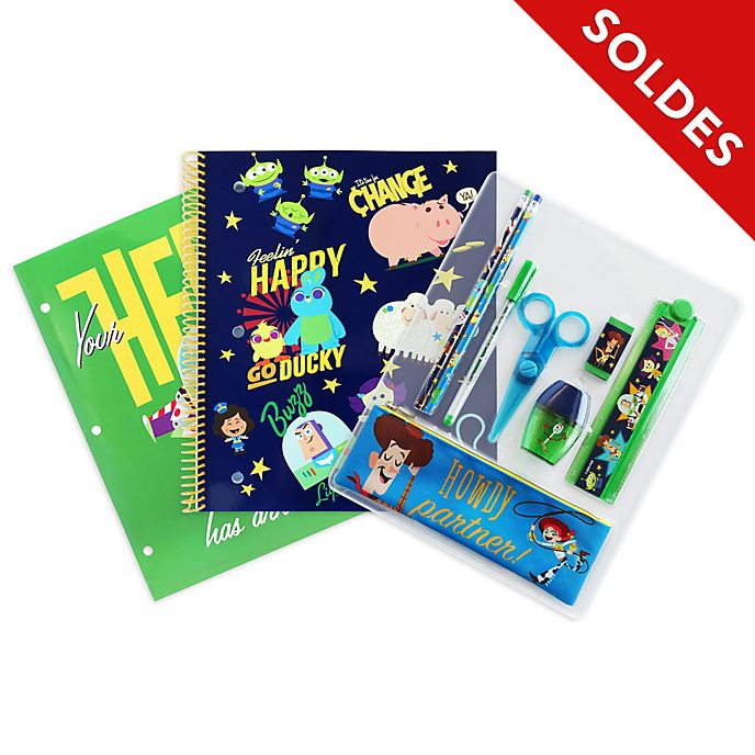 Disney Store Kit de fournitures Toy Story 4