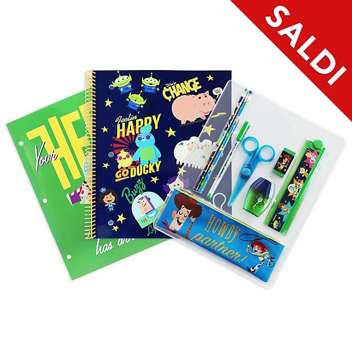 Set cancelleria Toy Story 4 Disney Store