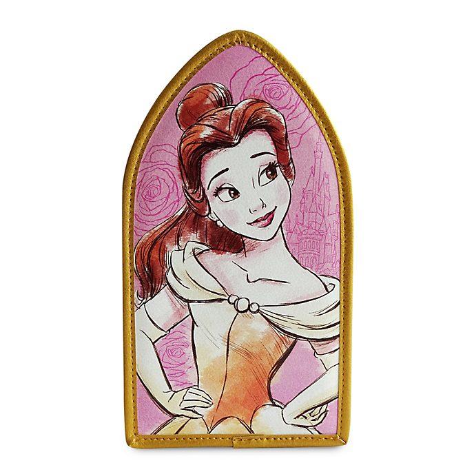 Estuche Bella, La Bella y la Bestia, Disney Store