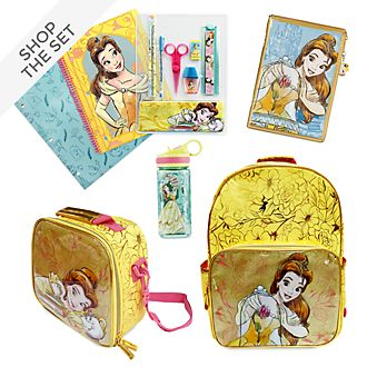 Disney Store Beauty and the Beast Back to School Collection