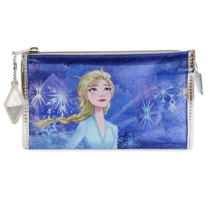 Disney Store Frozen 2 Glitter Fill Pencil Case