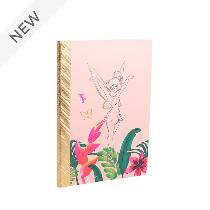 Disney Store Tinker Bell Notebook and Pen