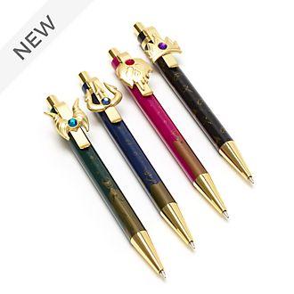 Disney Store Disney Villains Pens, Set of 4