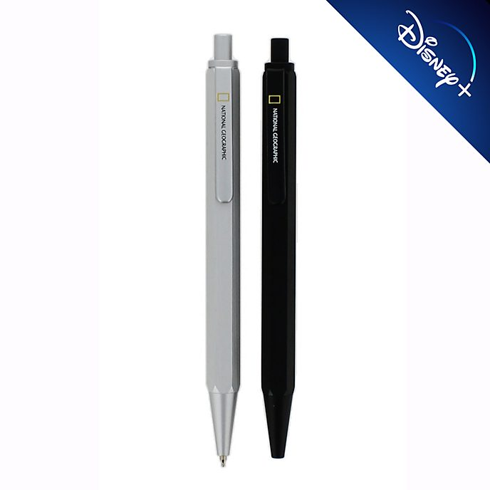 Disney Store National Geographic Pen and Pencil Set
