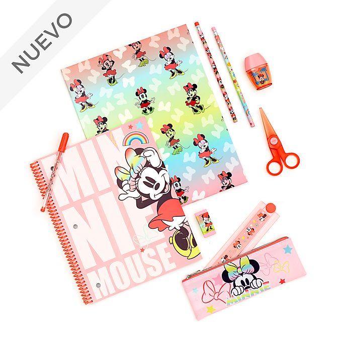 Juego papelería Minnie Mouse, Disney Store