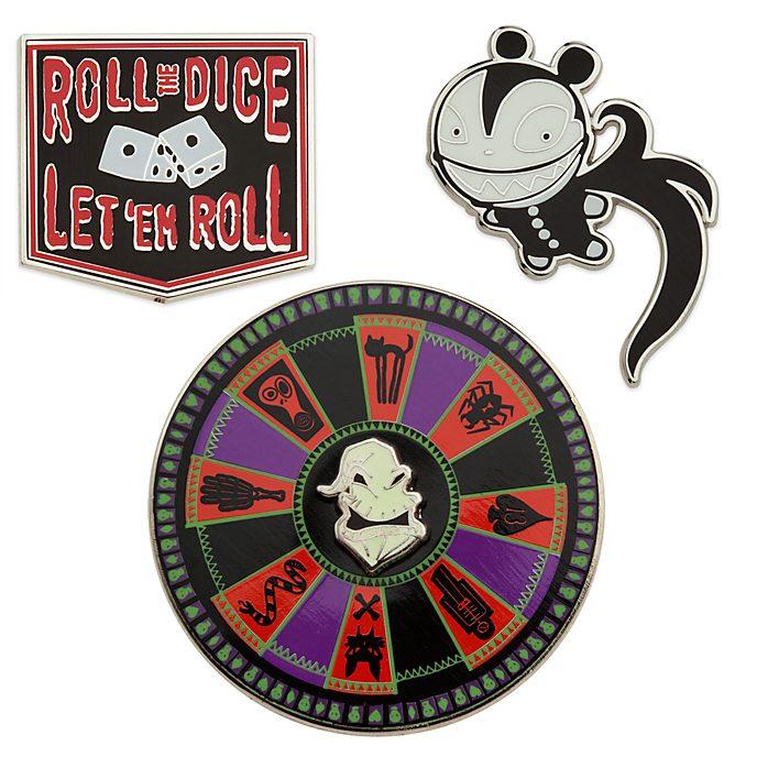 Set di pin Nightmare Before Christmas Disney Store