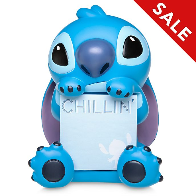 Disney Store Stitch Sticky Notes Holder