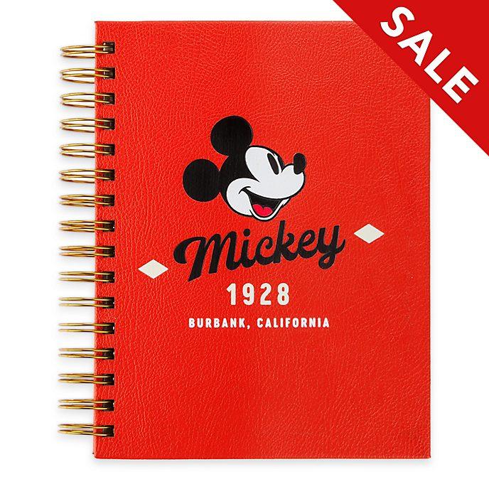 Disney Store - Micky Maus - Set aus Notizbuch und Haftnotizzetteln
