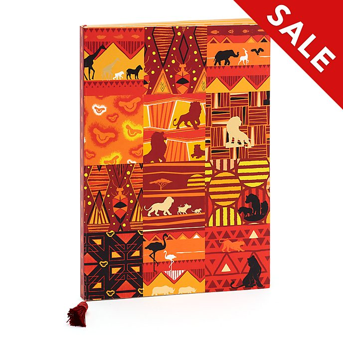 Disney Store The Lion King A4 Journal
