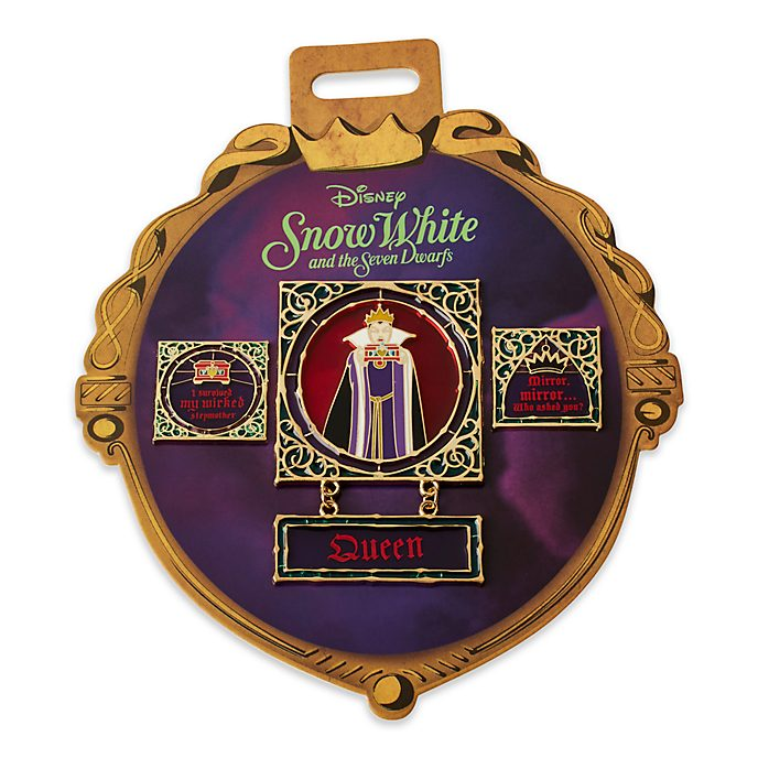 Disney Store La Reine Ensemble de pins