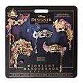 Set di pin collezione Disney Designer Disney Store, 2 di 2