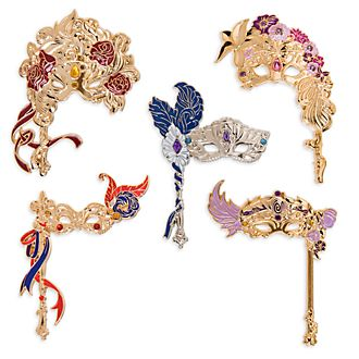 Disney Store Disney Designer Collection Pin Set, 2 of 2