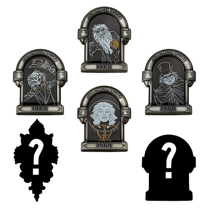 Pin misteriosa Haunted Mansion Disney Store