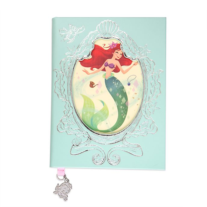 Disney Store The Little Mermaid 30th Anniversary Journal