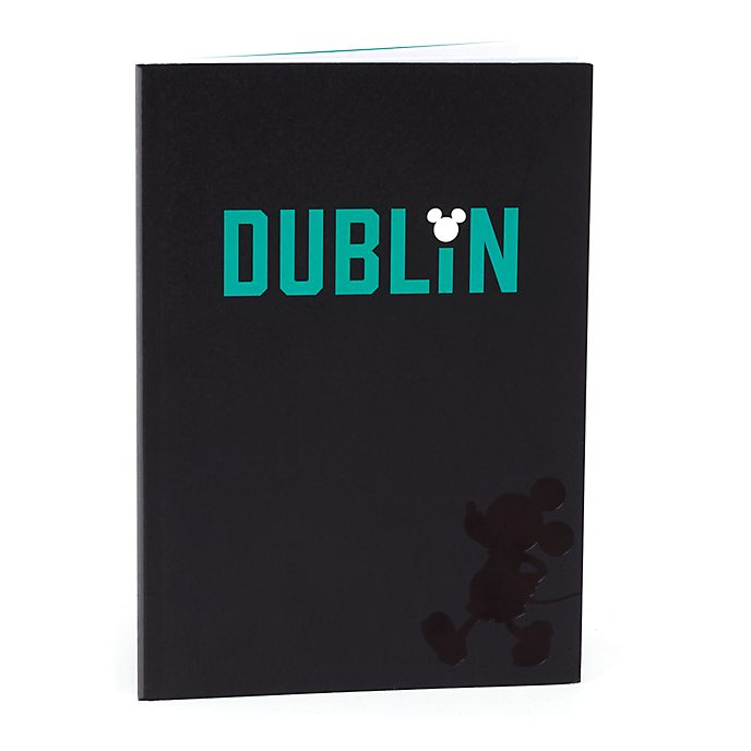 Cuaderno A5 Dublin Mickey Mouse, Disney Store