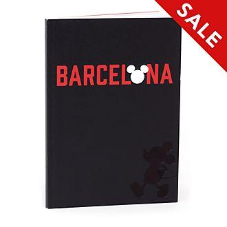 Disney Store - Micky Maus - Barcelona - A5-Notizbuch
