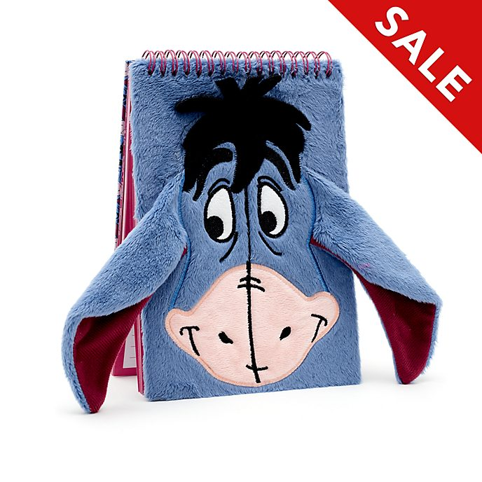 Disney Store Eeyore Journal