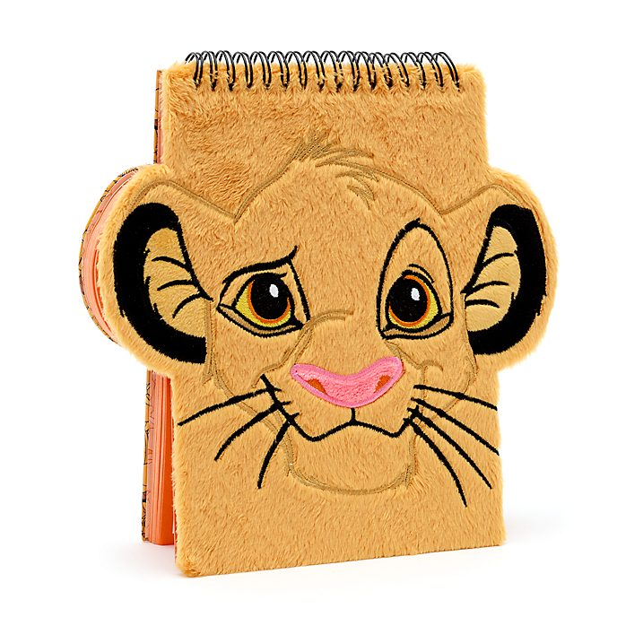 Disney Store Journal Simba