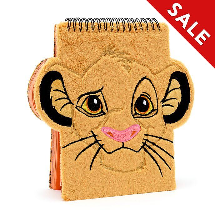 Disney Store - Simba - Notizbuch
