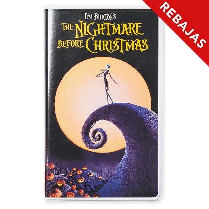 Diario VHS Pesadilla antes de Navidad, Disney Store