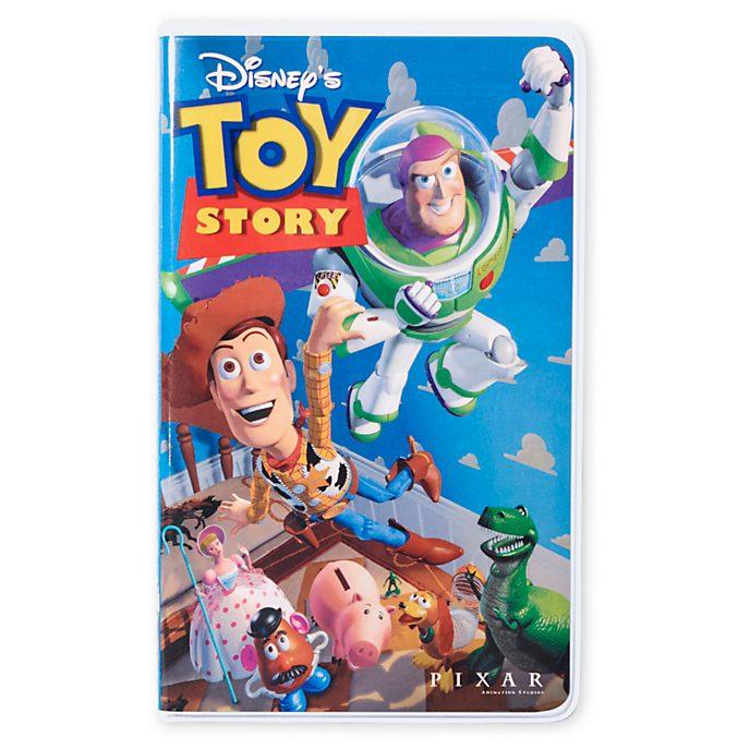 Diario VHS Toy Story Disney Store