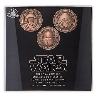 Disney Store Star Wars The Saga Coin Set, 3 of 3