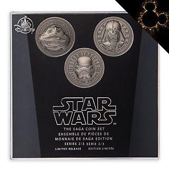 Disney Store Star Wars The Saga Coin Set, 2 of 3