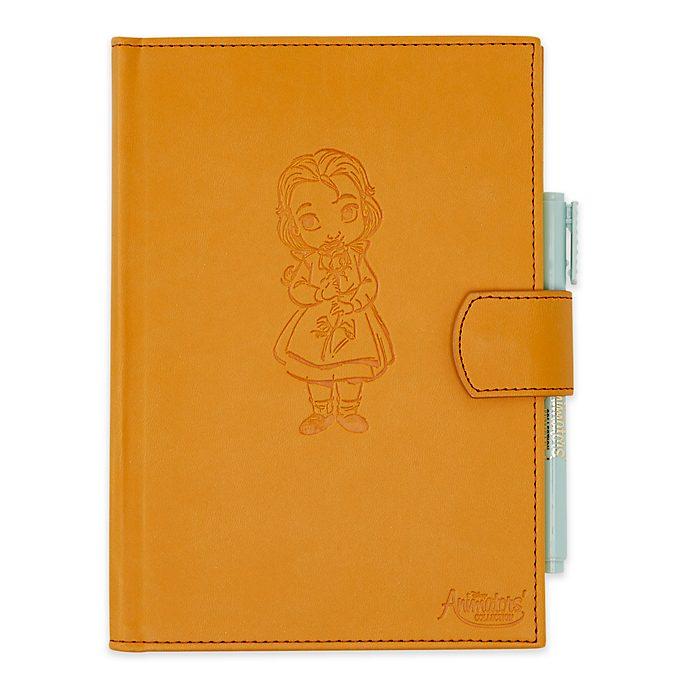 Cuaderno dibujo Bella, colección Disney Animators, Disney Store