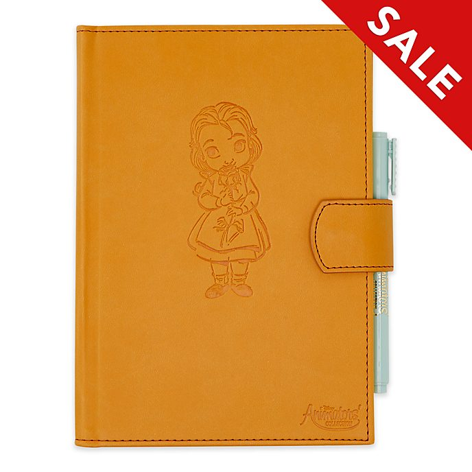 Disney Store - Disney Animators Collection - Belle - Skizzenbuch