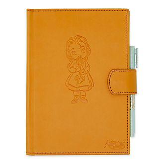 Disney Store - Disney Animators Collection - Belle - Skizzenbuch