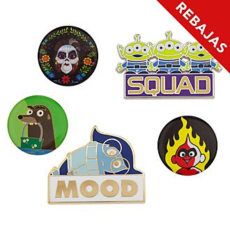 Set pins Disney Pixar, Oh My Disney, Disney Store
