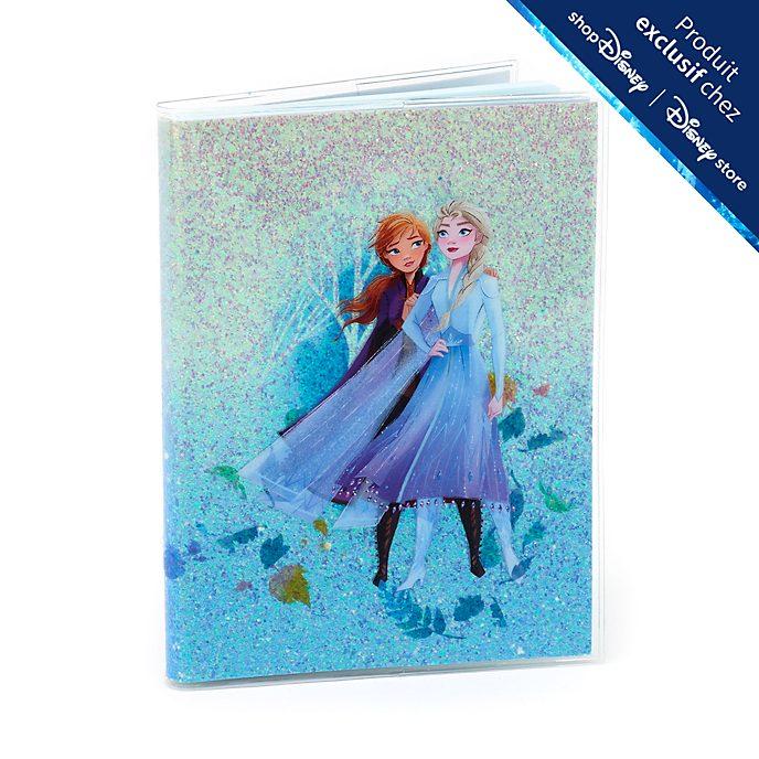 Disney Store Bloc-notes A5 La Reine des Neiges2