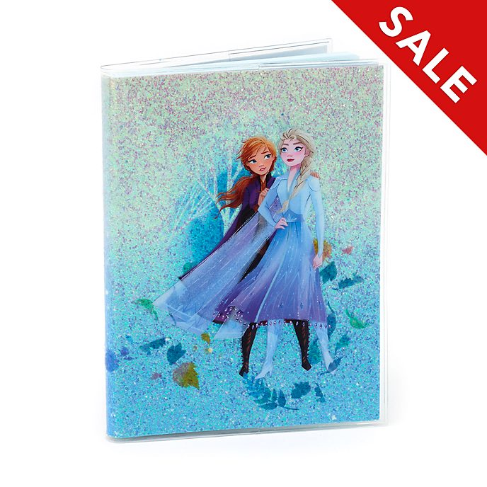 Disney Store Frozen 2 A5 Notebook